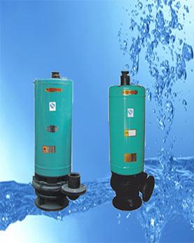 WQ下吸式污水污物潜水电泵