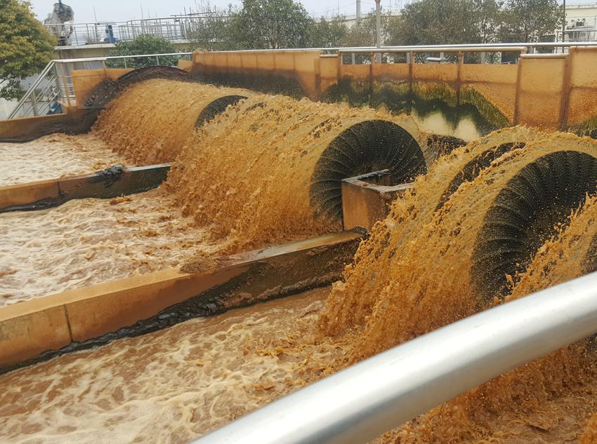 城镇污水处理工程