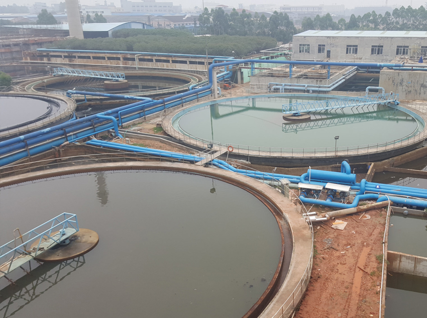 工业园区生活污水环保工程