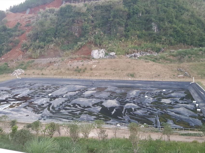 垃圾渗滤液处理工程