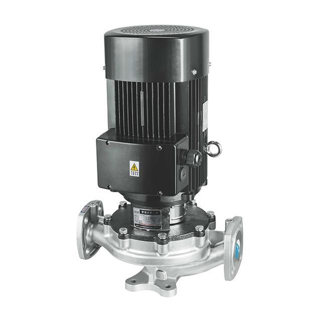 SGR(W)-S不锈钢立卧式管道离心泵
