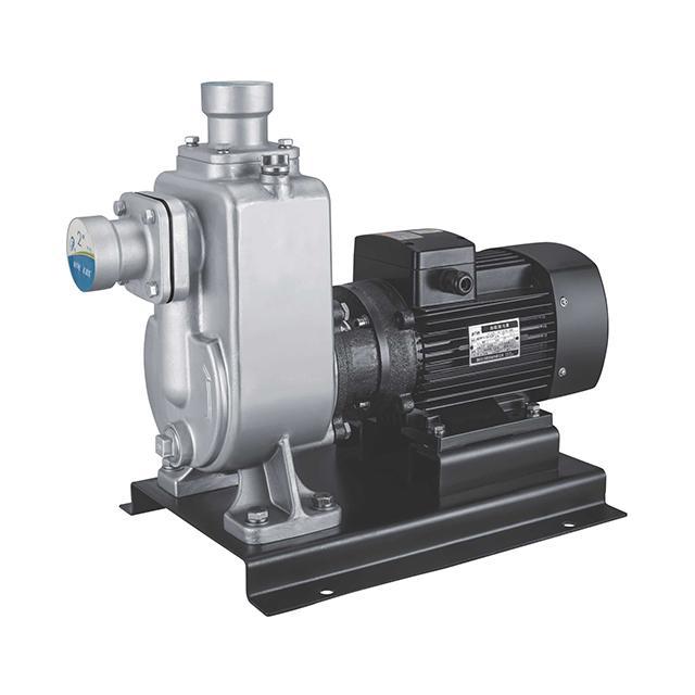 ZW-S不锈钢全精铸自吸排污泵