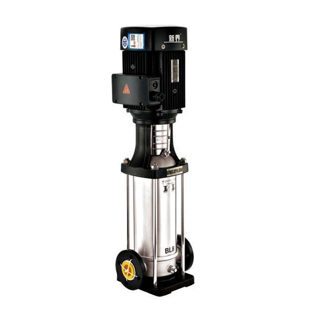 BL[T]轻型不锈钢立式多级离心泵